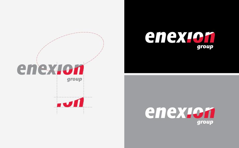 Enexion Logo design by Mediavuk