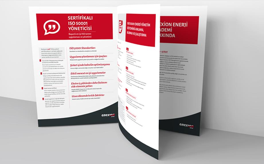 Enexion brochure by mediavuk