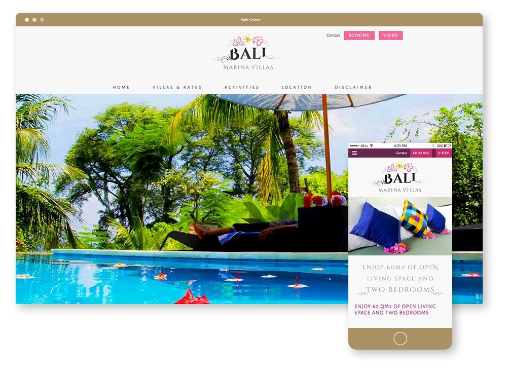 Bali Marina Villas Mediavuk The Media Consultants