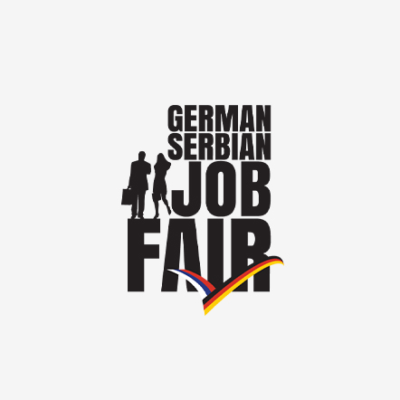 German Serbian Job-Fair logo