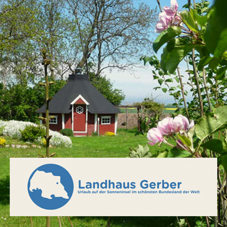 Landhaus Gerber Website