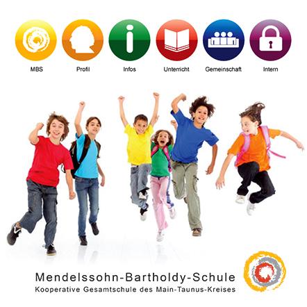 Mendelssohn Bartholdy Schule Website
