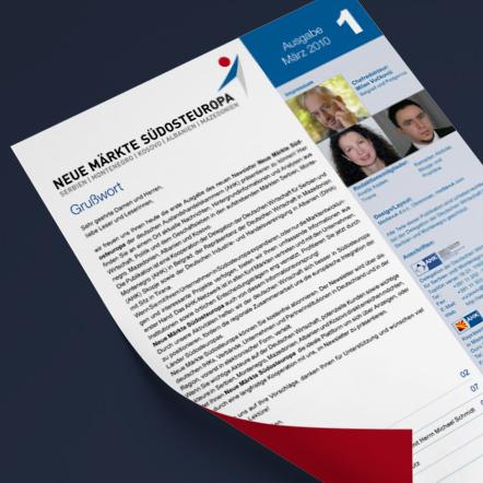 Neue Maerkte Seudosteuropa Newsletter