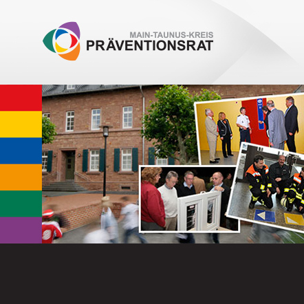 Praeventionsrat Website
