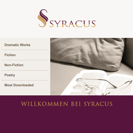 Syracus_website